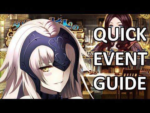FGO DaVinci 2 5-Minute Event Guide - YouTube