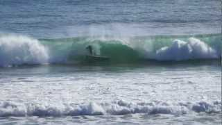Surfing Mandurah's Avalon Point