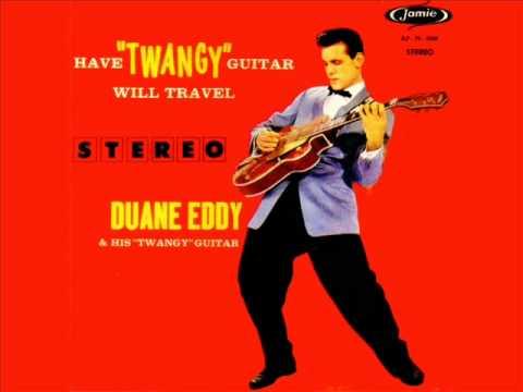 Duane Eddy - Ramrod (1957 Version)