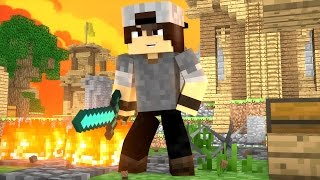 Minecraft: SKY WARS - FIZ 5000 KILLS!