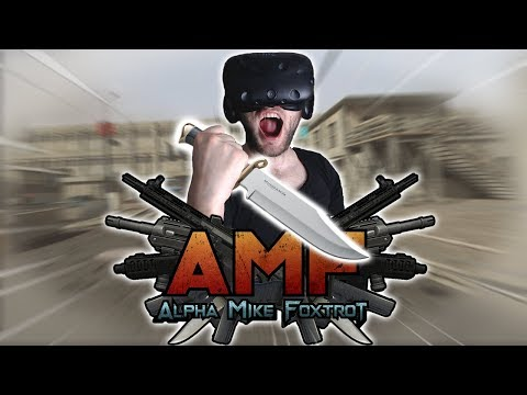 MULTIPLAYER KNIFE SHENANIGANS (ALPHA MIKE FOXTROT)