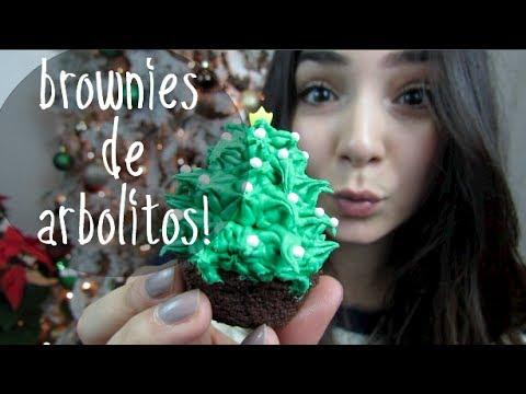 BROWNIES DE ARBOLITOS!
