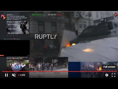 G20 Hamburg Multistream #g20 #g20ham