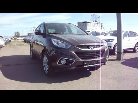 2011 Hyundai ix35.Start Up, Engine, and In Depth Tour.