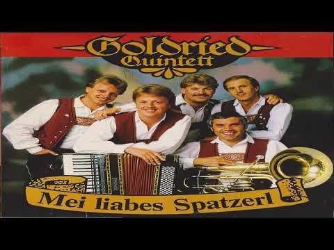 GOLDRIED QUINTETT - DIE VRONI UND I (Oldie) Akkordeon, Trompete, Schlager, Evergreen, Volksmusik