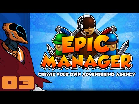 Let's Play Epic Manager - Gameplay Part 3 - My Poor Wallet...