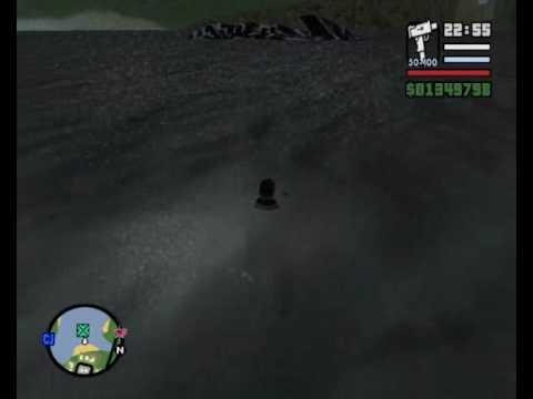 Monstruo Del Lago Ness GTA San Andreas
