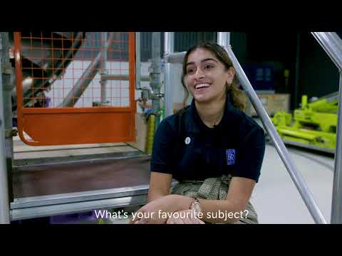 Rolls-Royce | Join Rolls-Royce, become a Practical Apprentice like Shani