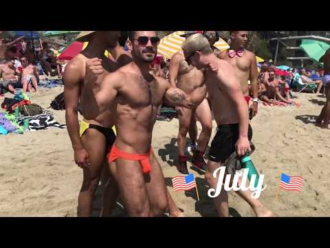 West hollywood gay tourism