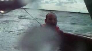 pitchpole capsize hawke 13 catamaran creeksea