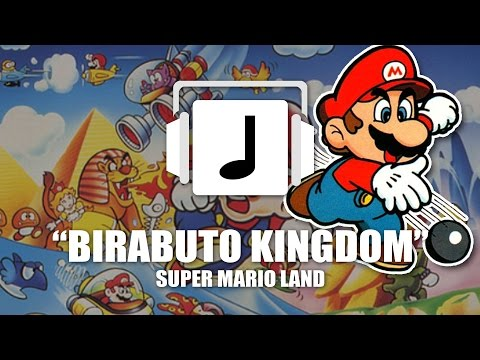 """Birabuto Kingdom"" Super Mario Land Remix"