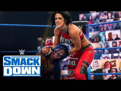 Bayley brutalizes Sasha Banks: SmackDown, September 4, 2020