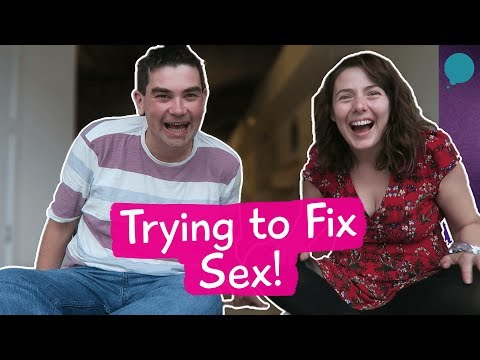 Fran Trying To Fix Sex - Ad Libido (with Fran Bushe)