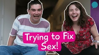 Fran Trying to Fix Sex - Ad Libido   Andy Hartley