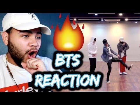 [CHOREOGRAPHY] BTS (방탄소년단) 'Golden Disk Awards 2018' Dance Practice #2018BTSFESTA | REACTION |