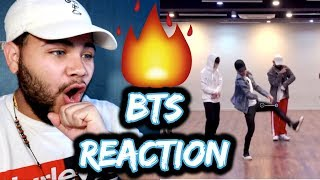 [CHOREOGRAPHY] BTS (방탄소년단) 'Golden Disk Awards 2018' Dance Practice #2018BTSFESTA | REACTION |