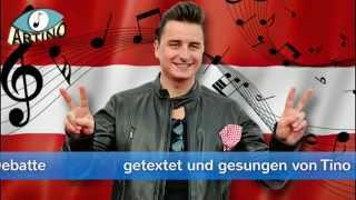 I sing a Liad für di - Andreas Gabalier | Karaoke-Parodie zum Thema Bundeshymne v.Tino Bogner ARTINO