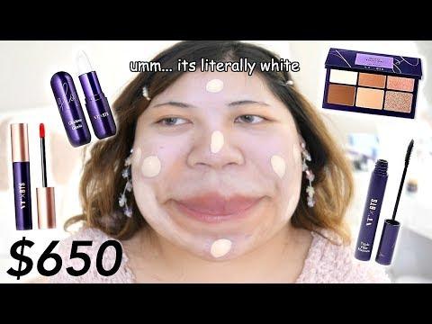literally white but isss ok it's bts (BTS x VT Cosmetics Line)
