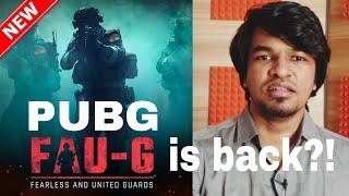FAUG | PUBG is Back? | Tamil | Madan Gowri | MG