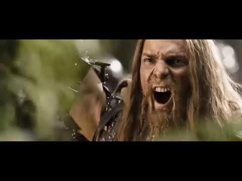 Битва люди против орков! Фильм во имя Короля!
