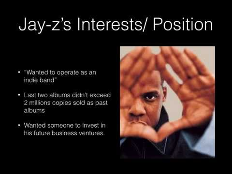 JAY Z& LIVENATION ENTERTAINMENT CASE STUDY