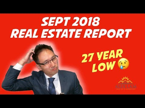 September 2018 Greater Vancouver Real Estate Market Report