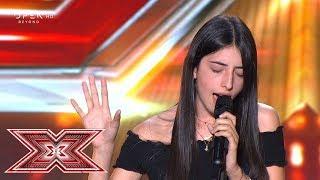 «Titanium» από την Δήμητρα Δημητρίου   Auditions   X Factor Greece 2019