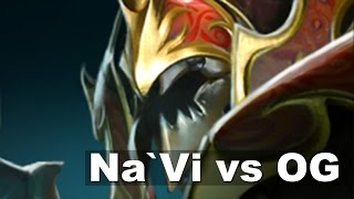 NAVI vs OG Monkey Business StarSeries Dota 2