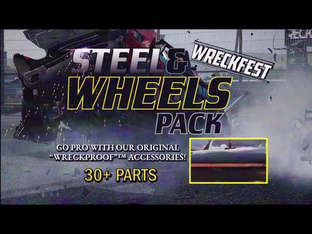 Wreckfest - Steel & Wheels Pack Trailer