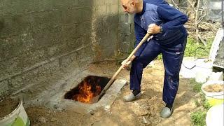 - المهندس الفلسطيني خالد بشير.  Underground biomass cooker