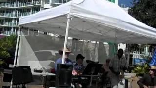 Gulf Coast Jazz Quartet - Straight No Chaser.mp4
