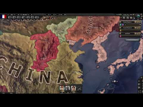 Hoi4 MP in a nutshell Full episodes #20(Encirclement 101 part 1)