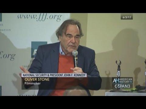 Oliver Stone,  Jacob Hornberger, and James Dieugenio on JFK