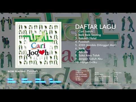 Wali - Cari Jodoh (Full Album)