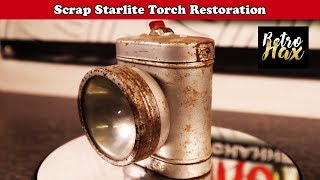 This old Starlite Torch was left for scrap. It is a retro item from...