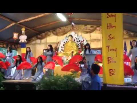 Mua Ngay Ram Thang Tu -GDPT Thien Tam