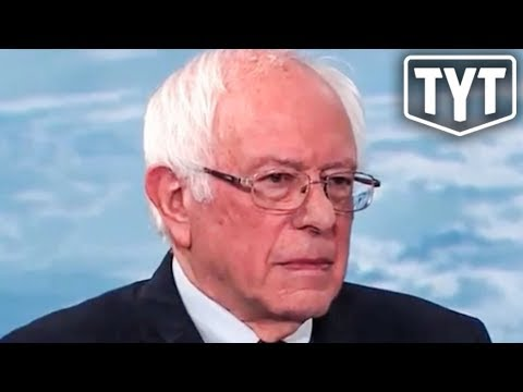 Right-Wing Hack Tries To Smear Bernie Sanders