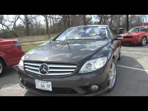 2009 Mercedes-Benz CL550 Coupe Video Review