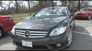 2009 Mercedes Benz CL550 4MATIC Videos