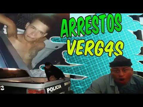 Los 3 Arrestos Más P3nd3j0s Que Veras Hoy!!!