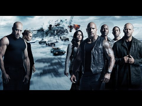 Reel Reviews Fate Of The Furious/Favorite Action Stars