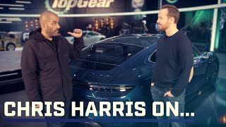 Chris Harris on... the Porsche Taycan | Top Gear: Series 28