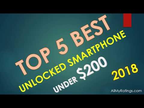 top-5-best-unlocked-smartphones-under-$200---2018