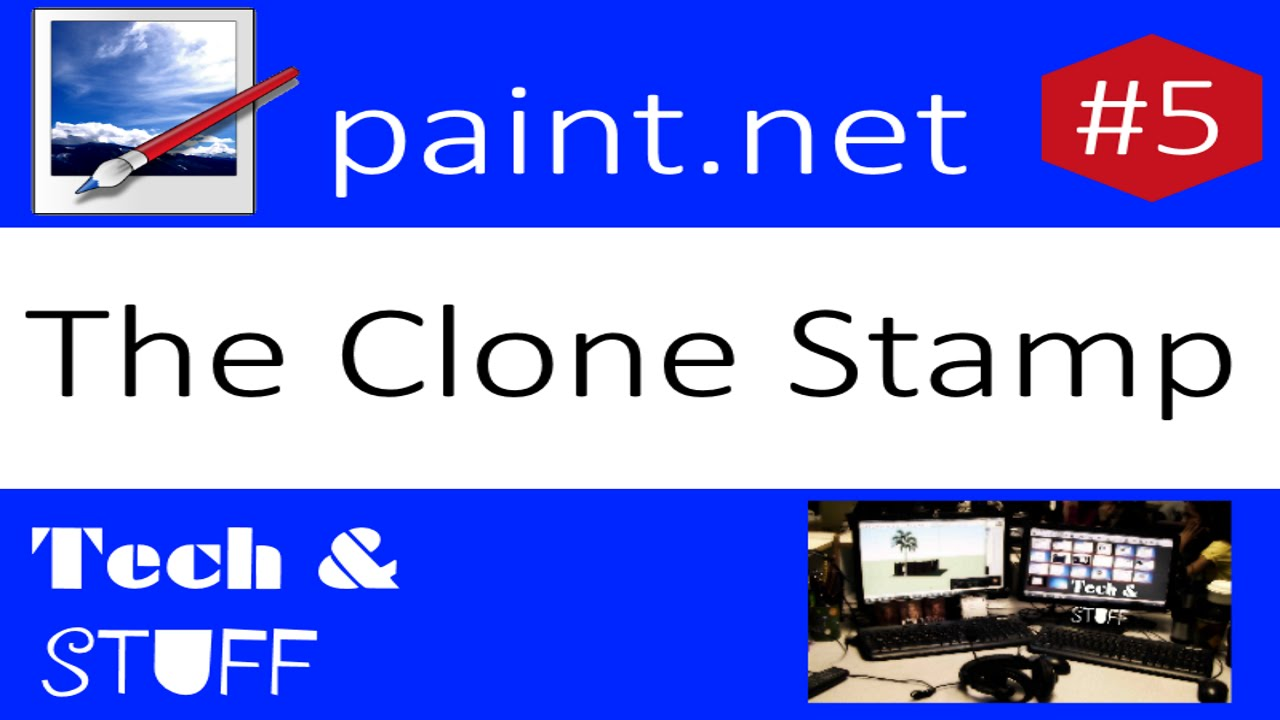 Clone Stamp In Paint Net