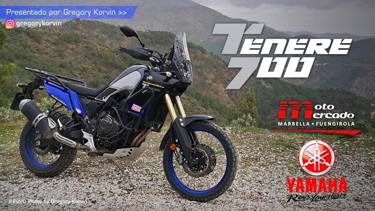 Yamaha Ténéré 700 I Review Prueba Essai I 40 Años de historia Paris-Dakar