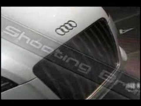 Concept Cars - 9. Audi Shooting Brake