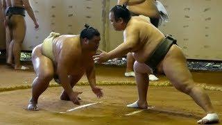 祝 初優勝『御嶽海関』‼ 2018.6/30(土) 7:00~9:30 大相撲名古屋場所 出...