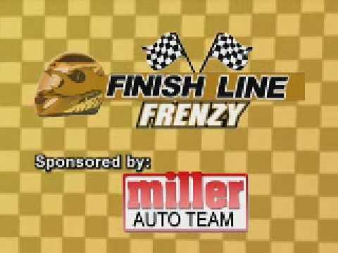 2009 finish line frenzy