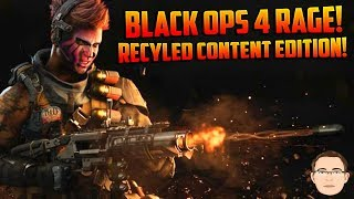 BLACK OPS 4 IS SO BAD ITS FUNNY! - BO4 Recycled Content Edition