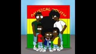 MUSICAL YOUTH - PASS THE DUTCHIE - (PLEASE) GIVE LOVE A CHANCE